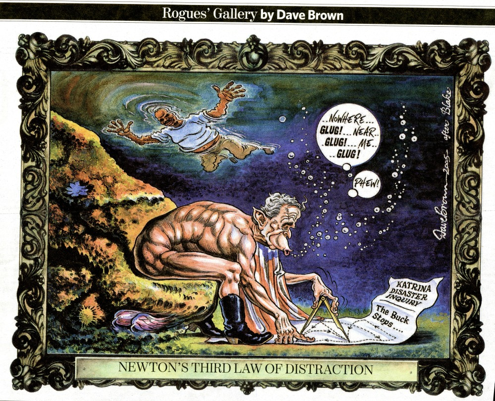 Dave Brown on Flirting with Apocalypse (2/2)