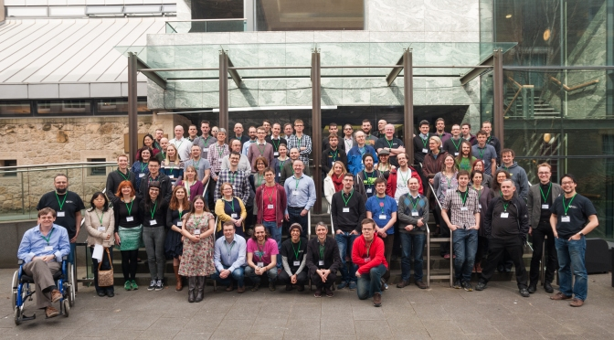 The Odd Fellow?: reflections on a Software Sustainability Institute Fellowship