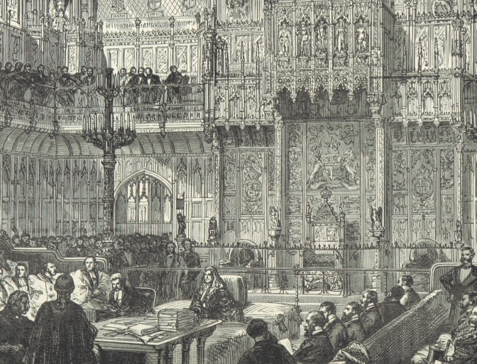 Digital Forensics in the House of Lords: six themes relevant to historians (Part One)